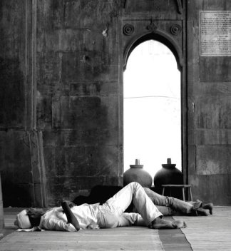 Sunni Mosque - Gujarat, India 2009
